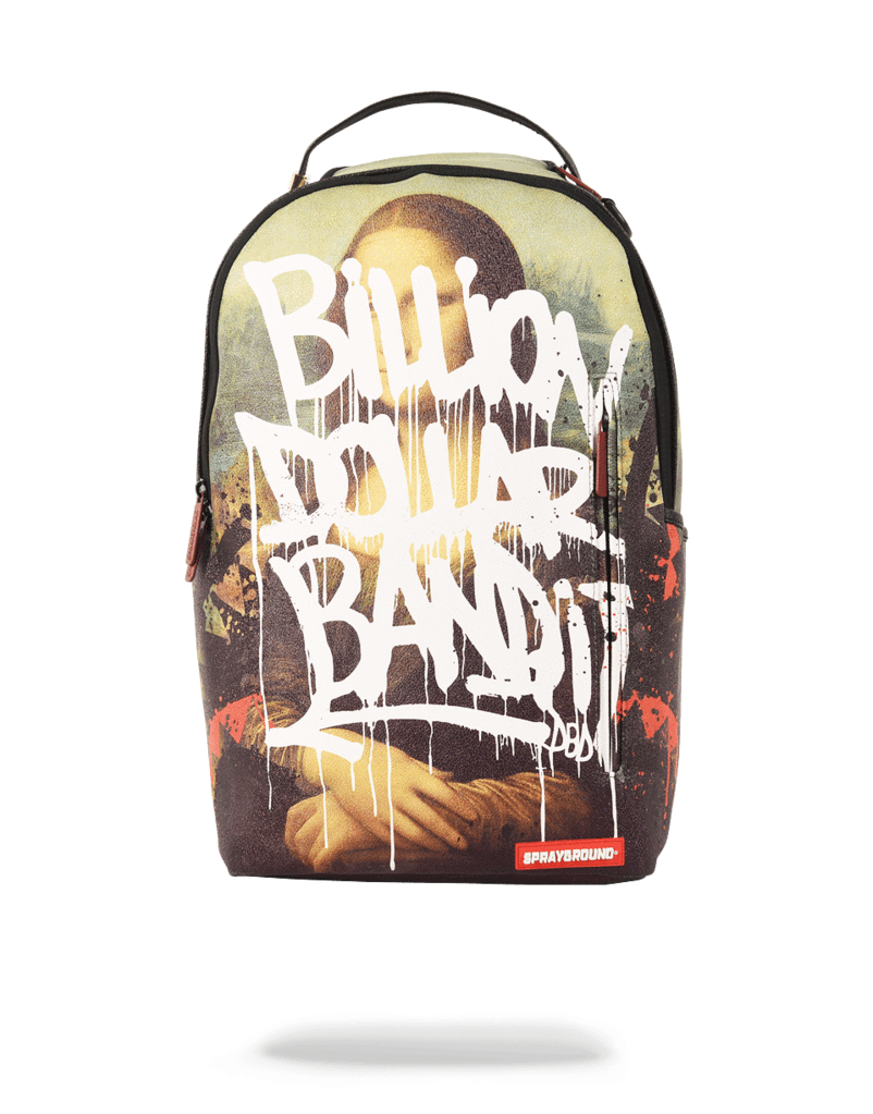Sprayground Mona Lisa Bandit Backpack