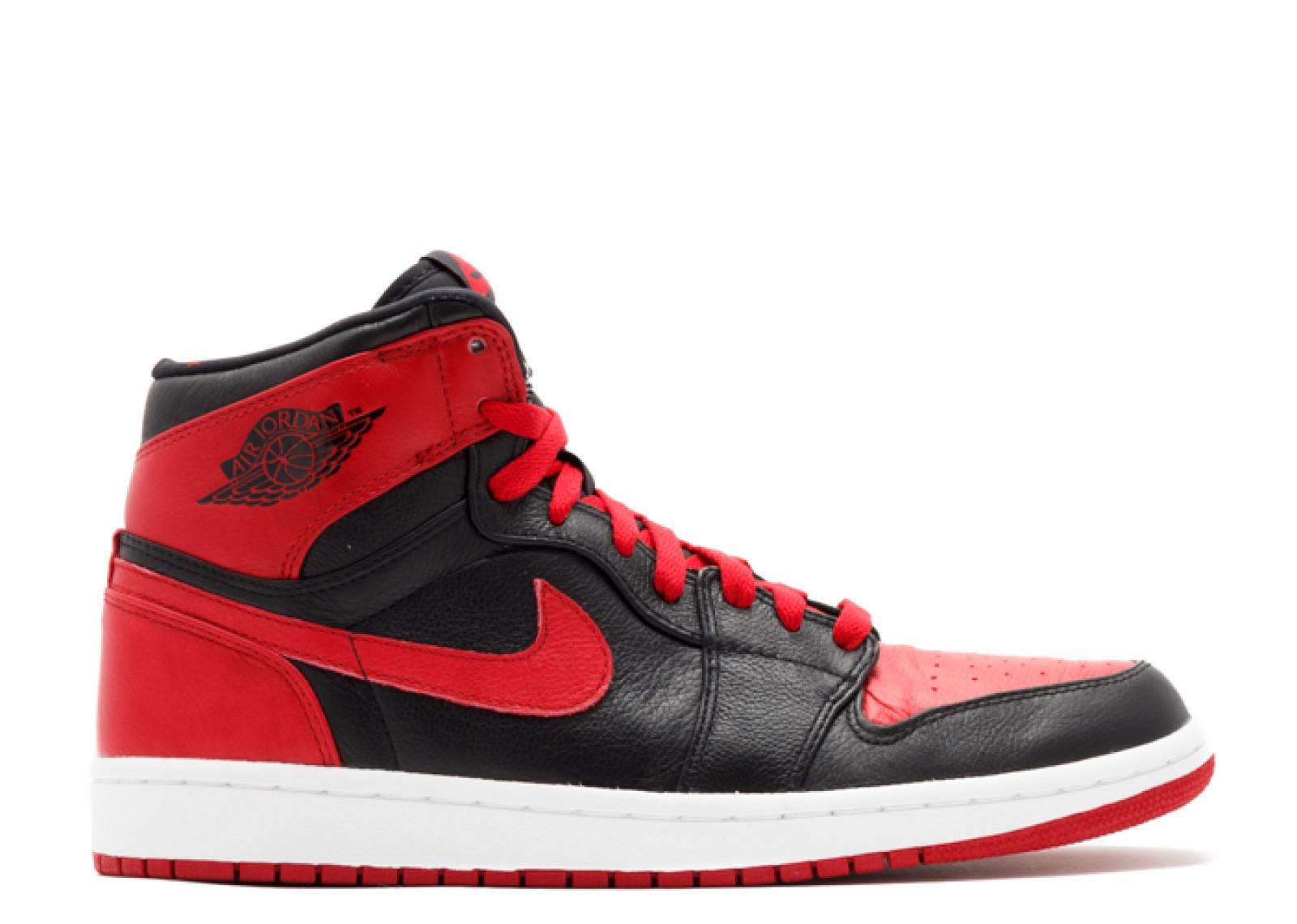 "Jordan 1 Retro ""Banned"" (2011)"