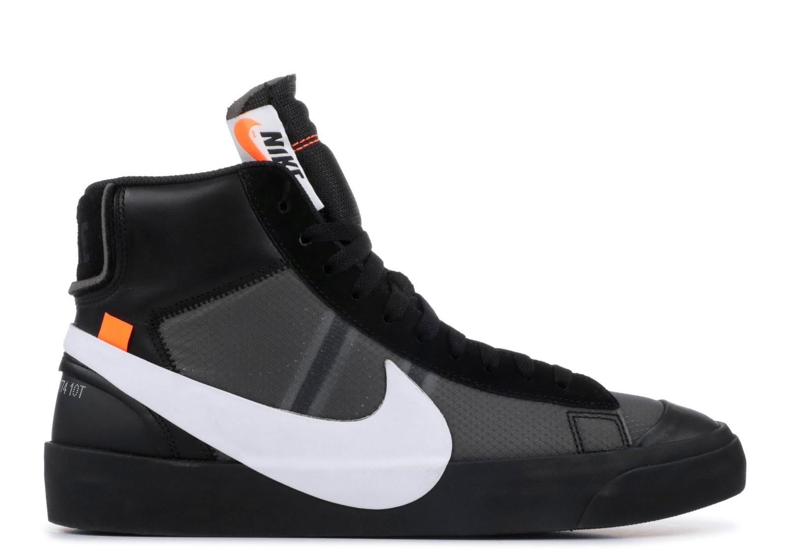 "Nike Blazer Mid Off-White ""Grim Reaper"""