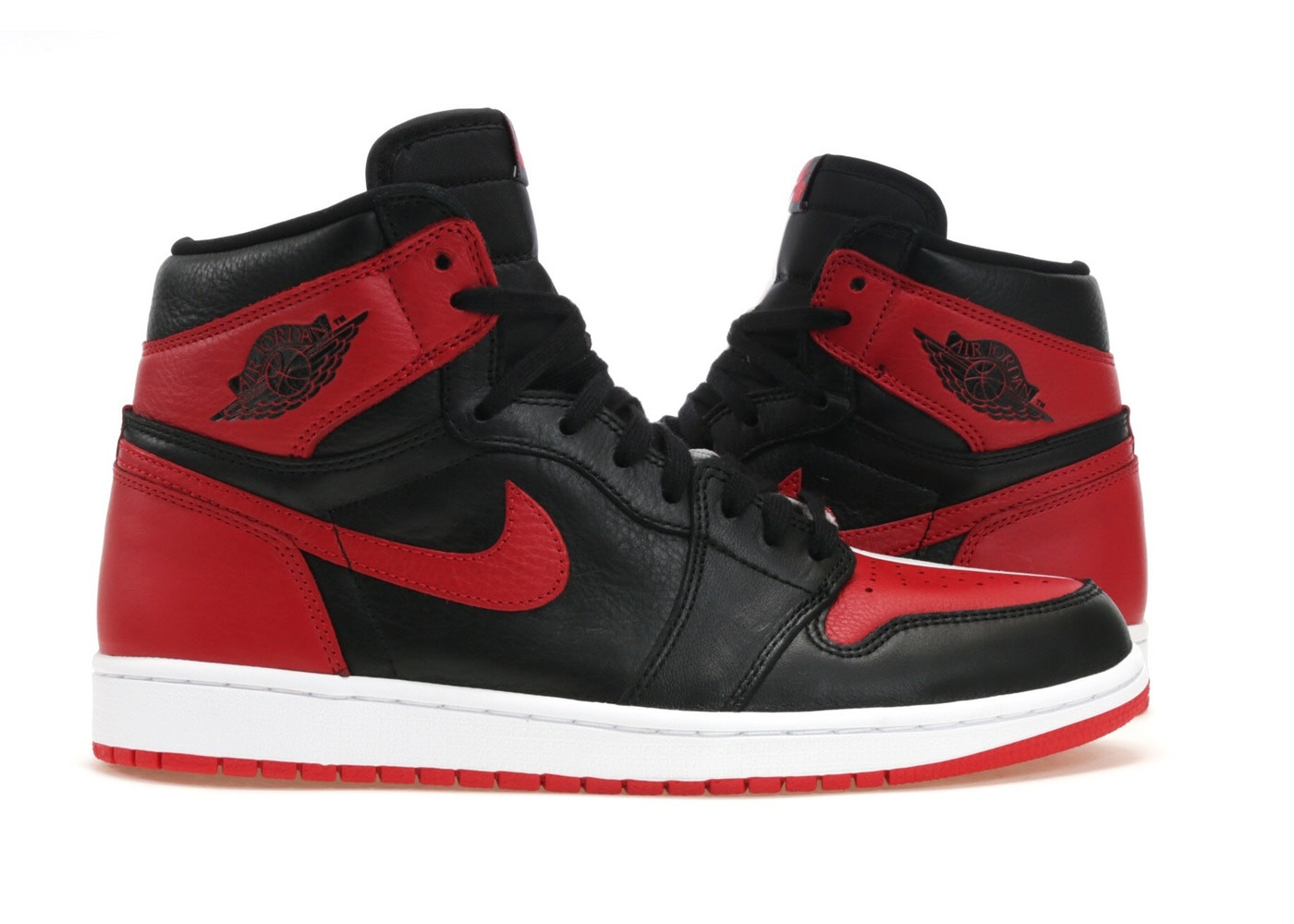 "Jordan 1 Retro ""Homage"" Non Numbered"