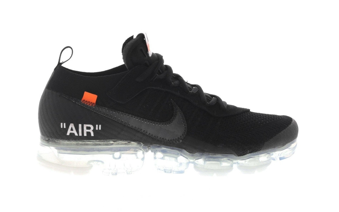 "Air Vapormax Off-White 2.0 ""Black"""