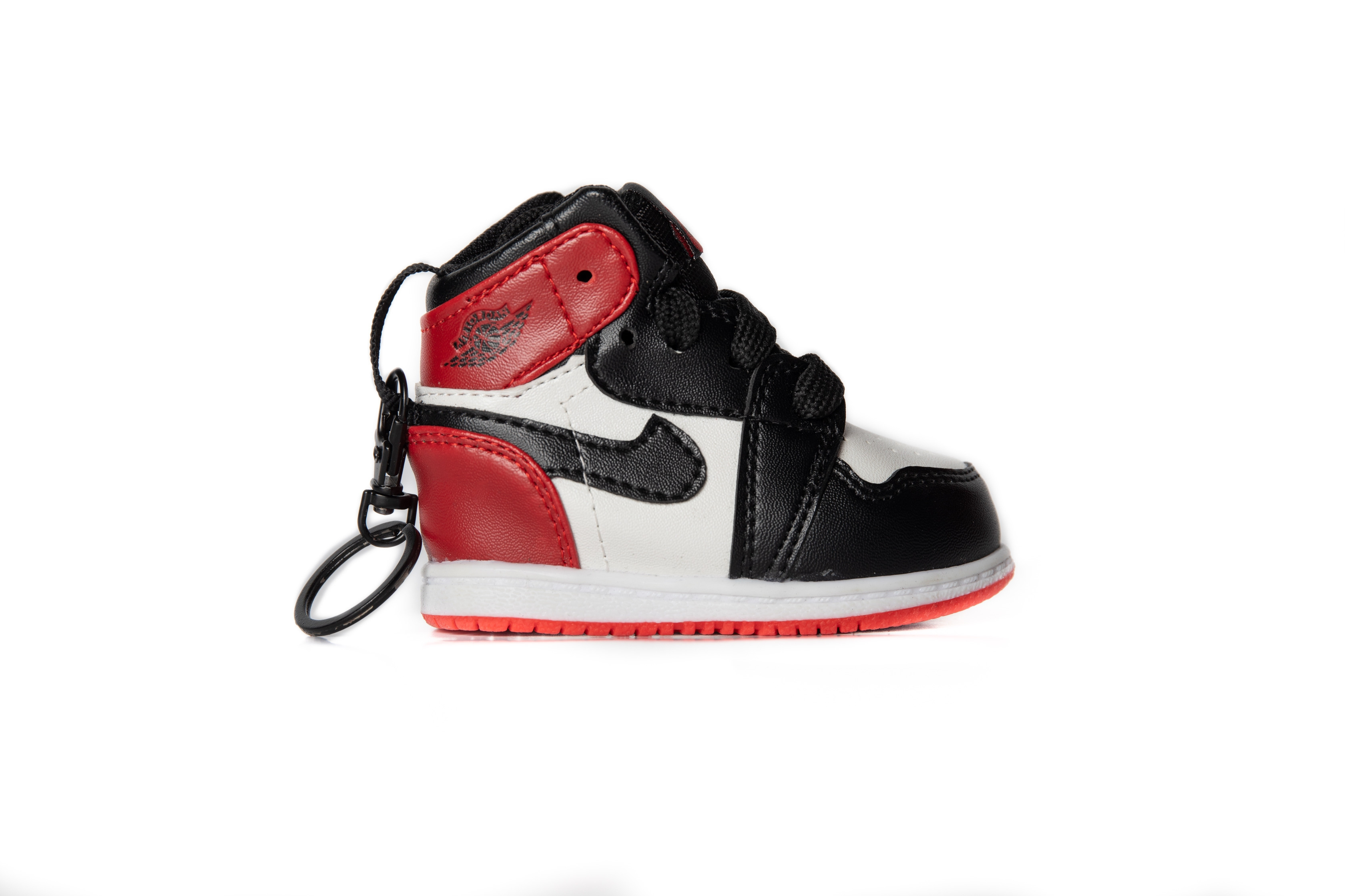 "Air Jordan 1 ""Black Toe"" Sneaker Charger"