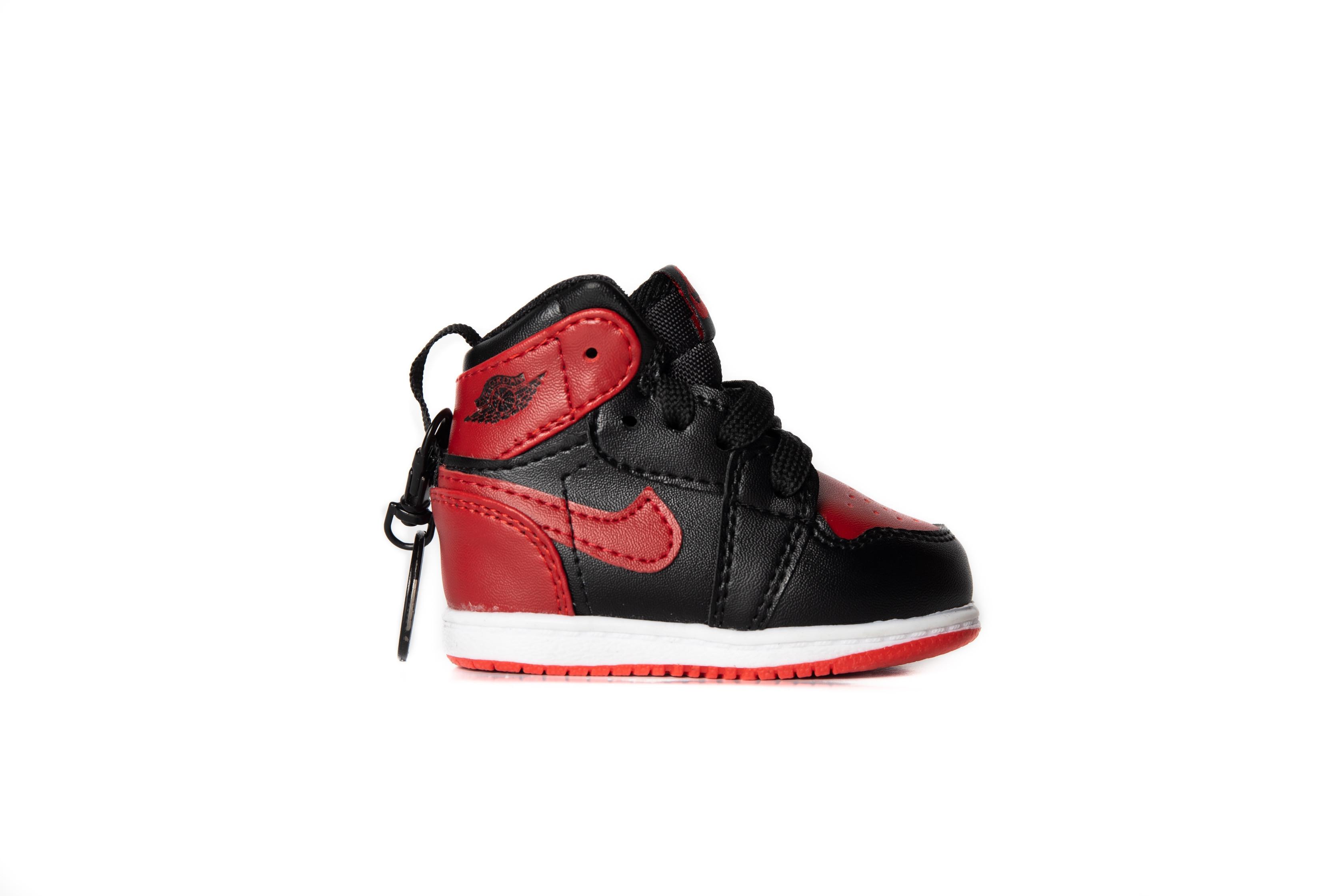"""Air Jordan 1 """"Bred"""" Sneaker Charger"""