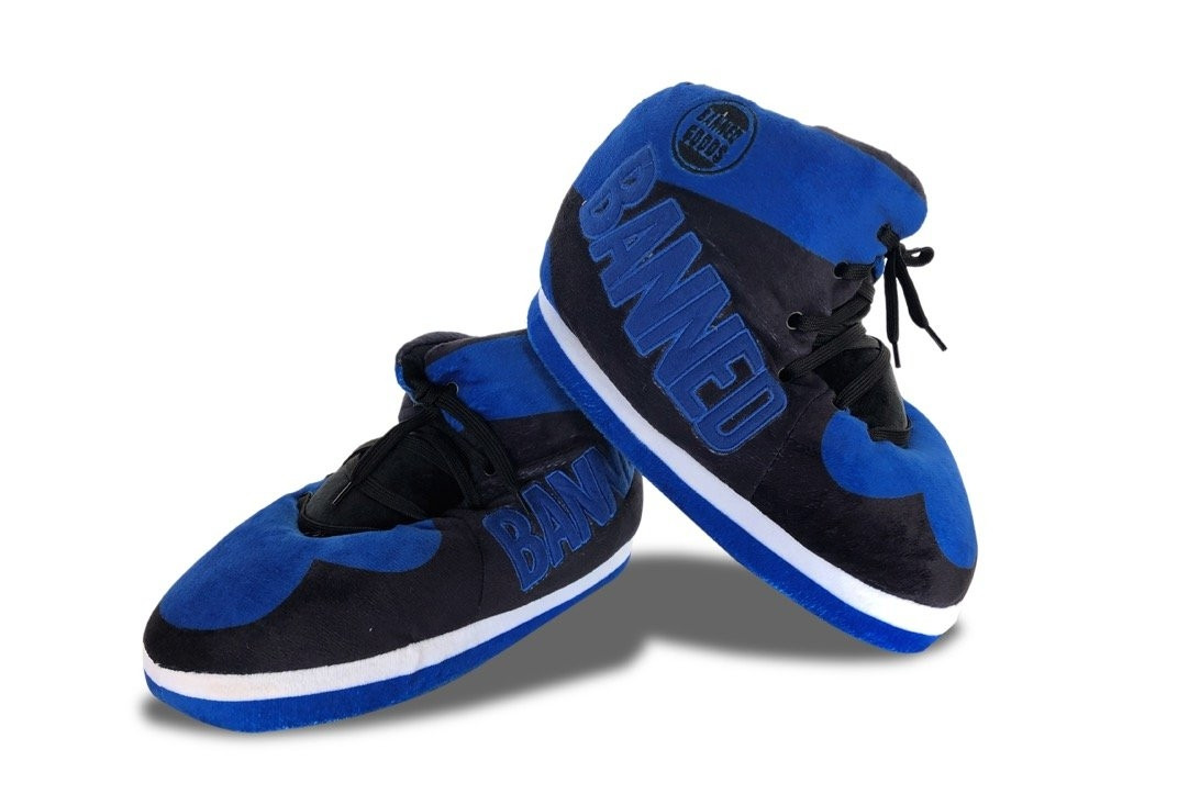 """Jordan 1 """"Royal"""" Slippers"""