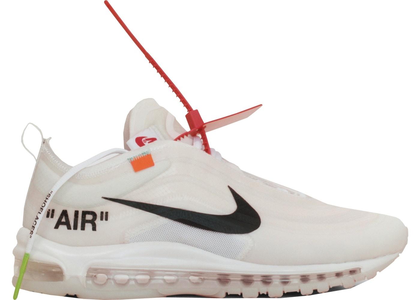 "Air Max 97 Off-White ""White"""