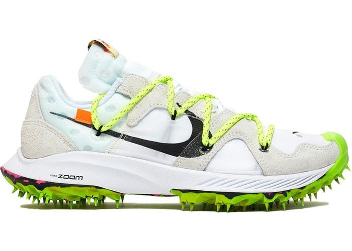 """Nike Zoom Terra Kiger 5 Off-White """"White"""" W"""