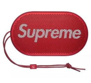 "Supreme B&O PLAY by Bang & Olufsen P2 Wireless Speaker ""Red"""