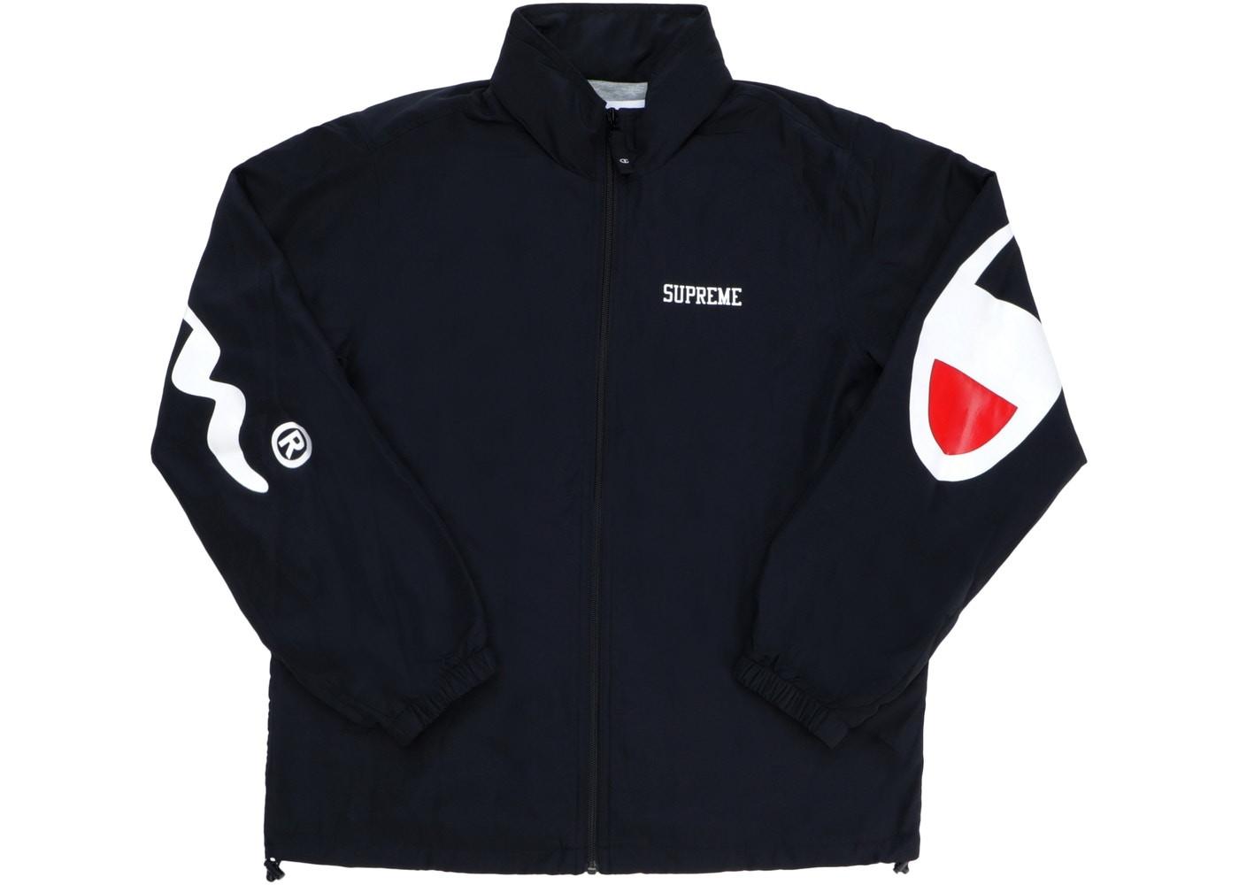 59fca400807a54 Supreme Champion Track Jacket