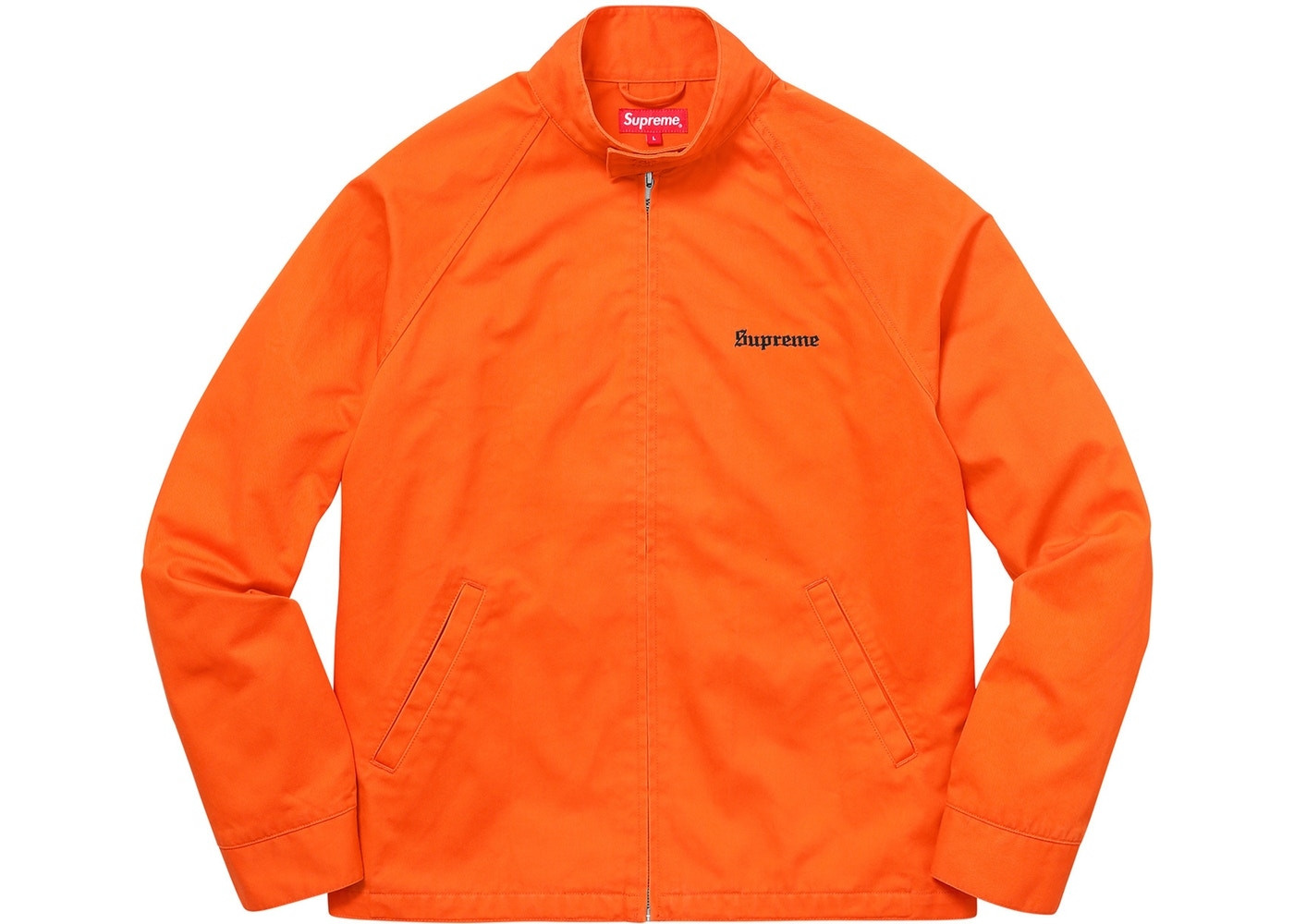 1145f1a033bd09 Supreme Chief Harrington Jacket