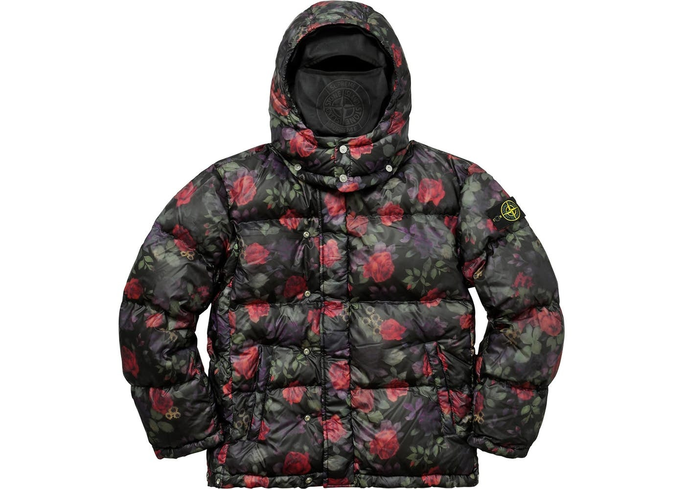 supreme stone island jacket outterwear supreme. Black Bedroom Furniture Sets. Home Design Ideas