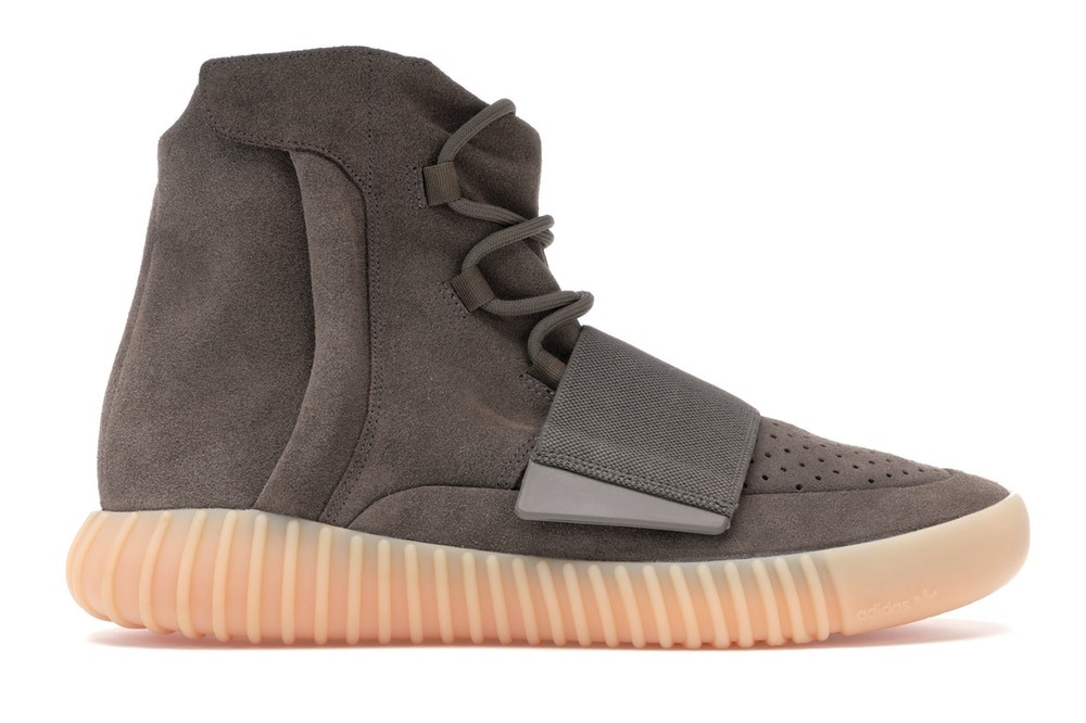 "adidas Yeezy Boost 750 Light Brown Gum ""Chocolate"""