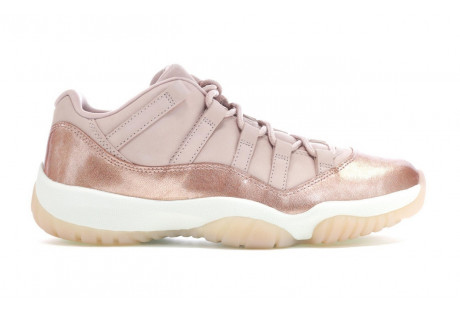 "Jordan 11 Retro Low ""Rose Gold"" Woman"