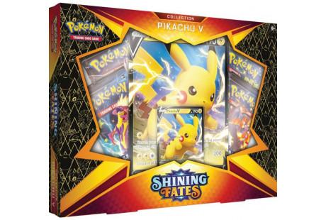 2021 Pokemon TCG Sword & Shield Shining Fates pikachu
