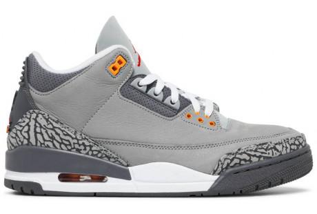 Jordan 3 Retro Cool Grey (2021)