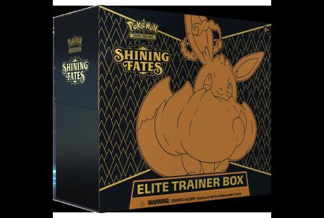 2021 Pokemon TCG Sword & Shield Shining Fates