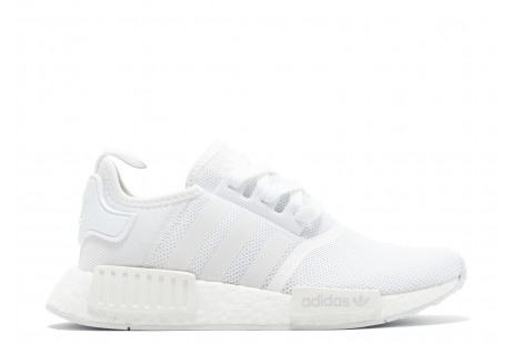 "adidas NMD R1 ""Triple White"""
