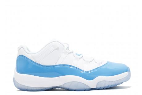 "Jordan 11 Retro Low ""University Blue"""