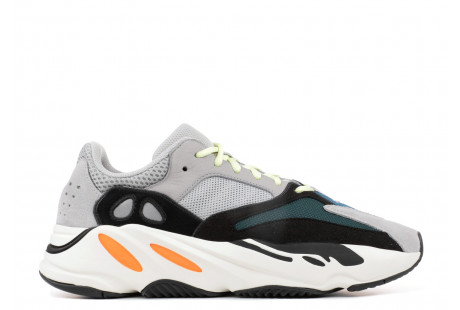 "Yeezy Wave Runner 700 ""Solid Grey"""