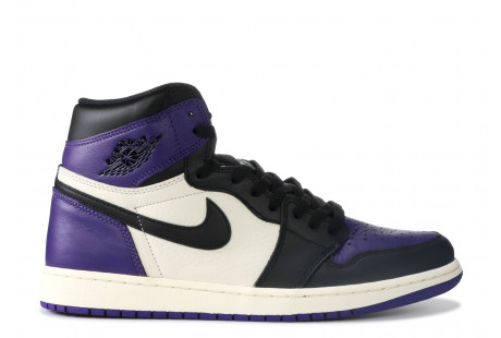 "Jordan 1 Retro High ""Court Purple"""