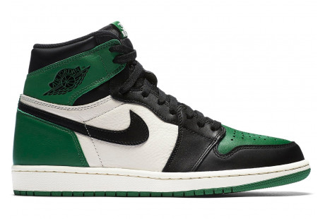 "Jordan 1 Retro High ""Pine Green"""