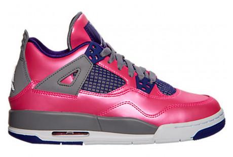 """Jordan 4 Retro """"Pink Foil"""""""