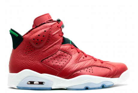 "Jordan 6 Retro Spiz'ike ""History of Jordan"""