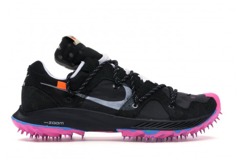 "Nike Zoom Terra Kiger 5 Off-White ""Black"" W"