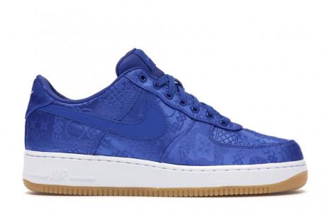 "Air Force 1 Low Clot ""Blue Silk"""