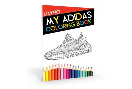 Adidas Coloring Book