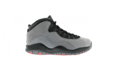 "Jordan 10 Retro ""Cool Grey"""