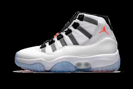 """Air Jordan 11 Adapt  """"White"""""""
