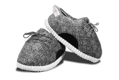 "Yeezy ""Turtle Dove"" Slippers"