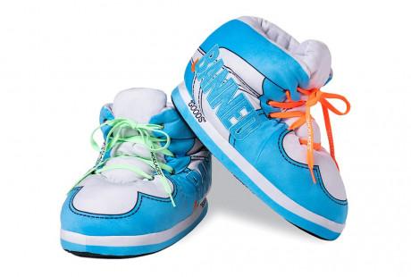Jordan 1 UNC Off-White Slippers