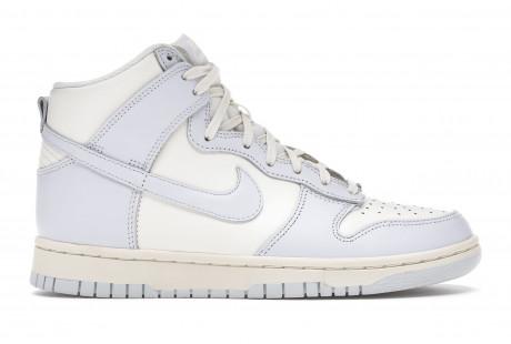 Nike Dunk High Sail Football Grey (W)