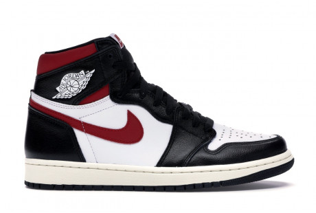 "Jordan 1 Retro High ""Black Gym Red"""