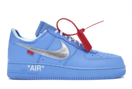 "Air Force 1 Low Off-White MCA ""University Blue"""