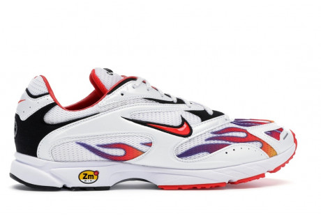 "Nike Zoom Streak Spectrum Plus Supreme ""White"""