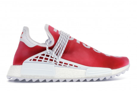 "Pharrell NMD HU China Pack Passion ""Red"""