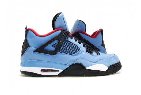 "Jordan 4 Retro ""Travis Scott Cactus Jack"""