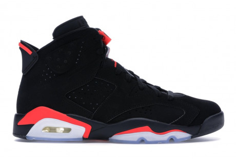 "Jordan 6 Retro ""Black Infrared"""