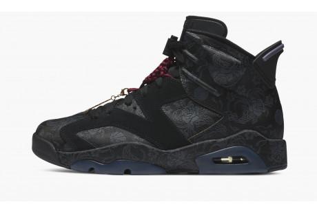 Jordan 6 Retro SD Triple Black (W)