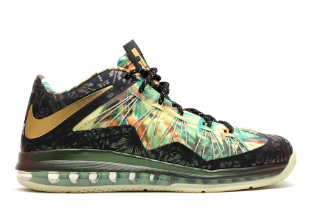 "Nike LeBron X Celebration Low ""Multi"""