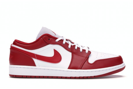 "Jordan 1 Low Gym ""Red White"""