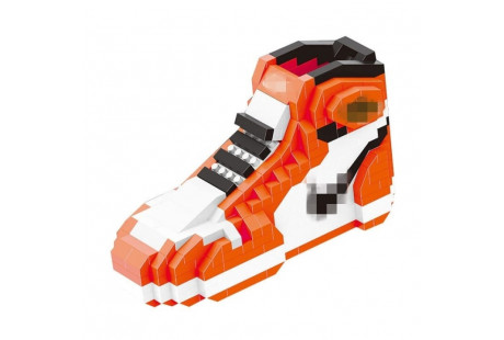 "Jordan 1 Building Block Shoe ""SBB"""