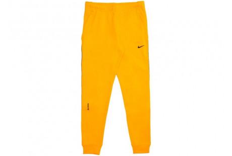 """Nike x Drake NOCTA Fleece Pants """"Yellow"""""""