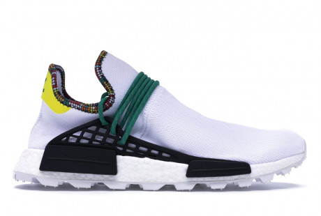 "adidas NMD Hu Pharrell Inspiration Pack ""White"""