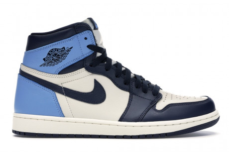 "Jordan 1 Retro High ""Obsidian UNC"""