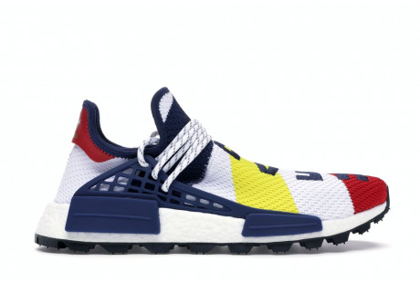 "adidas NMD Hu Pharrell x Billionaire Boys Club ""Multi-Color"""