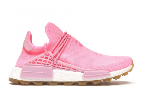 "adidas NMD Hu Trail Pharrell Now Is Her Time ""Light Pink"""