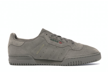 "adidas Yeezy Powerphase ""Simple Brown"""